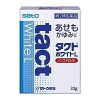 【第2類医薬品】タクトホワイトL 32g ×5