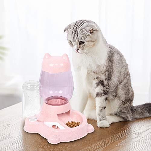 DAUERHAFT Auto Pet Food Dispenser, Auto-Futterautomat mit großer Kapazität für Haustiere, damit Ihr Hund für Hunde, Katzen und Kleintiere gesund bleibt