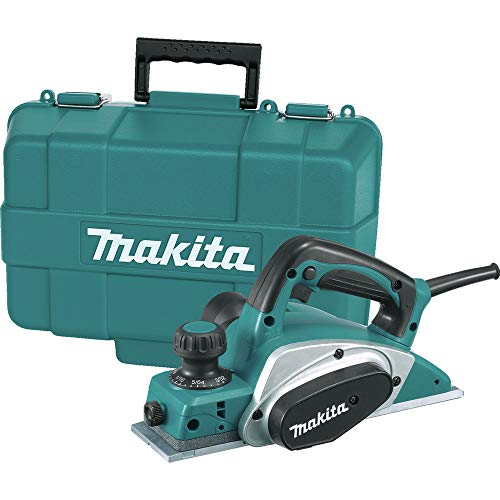 Why Choose Makita KP0800K-R 6.5 Amp 3-1/4 in. Planer Kit (Renewed)