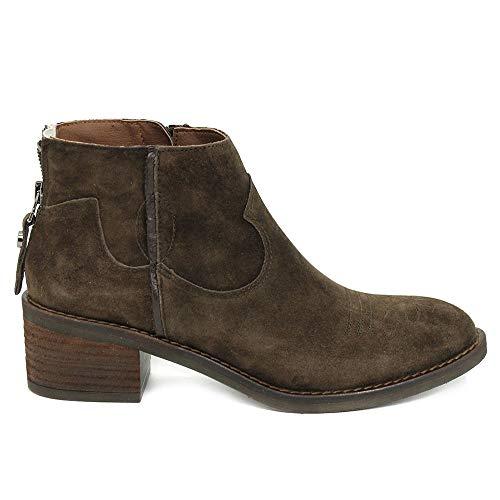 Alpe Woman Shoes dames laarzen bruin 716899