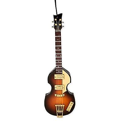 Broadway Gifts Bass Guitar-Tans
