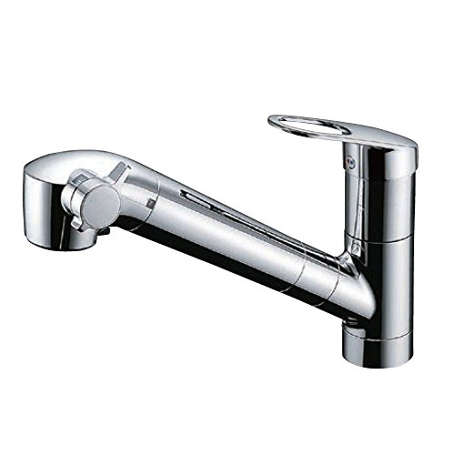 TOTO キッチン用水栓 浄水器内蔵形 キッチンシャワー TKGG38EH1 V1 (高性能カートリッジ)