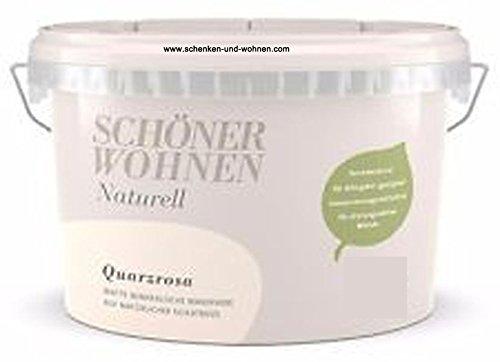 Schöner Wohnen Mineral-Wandfarbe Quarzrosa 7,5 l