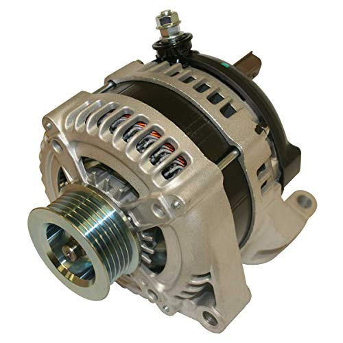 AutoShack A2032 Alternator Replacement for 2001-2003 Chrysler Voyager 3.3L 2001-2007 Town & Country Dodge Grand Caravan 3.3L 3.8L