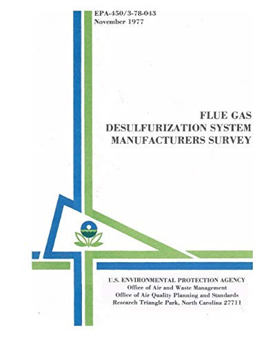 Flue Gas Desulfurization System Manufacturers Survey