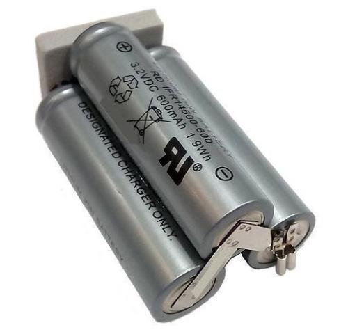 Moser 1871 Chromstyle PRO Battery (rechargeable) 3.2V 1.9Wh 600mAh 100% Original