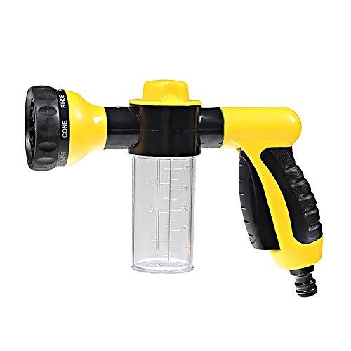 Yuciya Multifunctionele Auto Foam Water Gun Auto Washer Waterpistool Draagbare Hoge Druk Auto Wassen Waterpistool Thuis Auto Schuim Wassen Gun