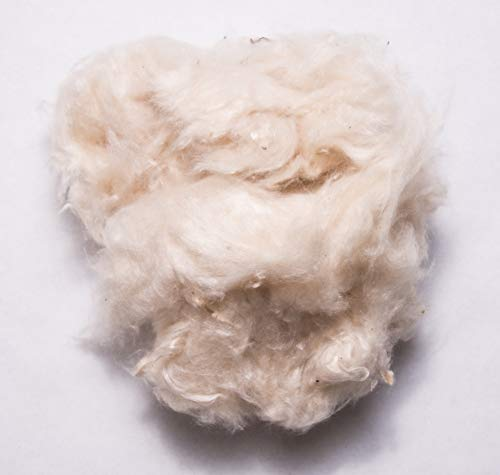 Furnishnk Pure organic Kapok 1kg for Zafu, Cushion, Pillow, Duvet or Craft filling material.
