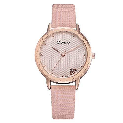 Orologio Vigilanza variopinta Slim collezione di orologi Classico minimalista in acciaio inossidabile delle donne delle signore delle ragazze Donne e casuale del quarzo del cuoio Orologio alla moda