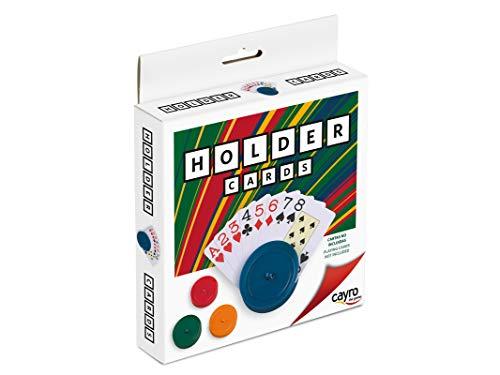 Cayro - Sujeta Cartas - Accesorio para Cartas - Baraja Española - Baraja de Poker - 5501