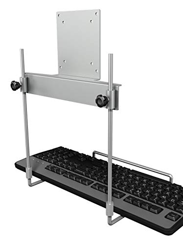 Dataflex 51.592 Tastaturhalterung, Metall, Silber, 26.0 x 38.0 x 23.0 cm