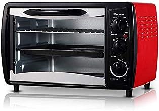 Temperatura 19L mini 0-250 ℃ poner el horno y 60 minutos 1380W multifunción temporizador empezar totalmente pastel de huevo automático del horno la empanada de pizza