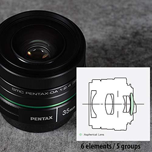 PENTAX単焦点レンズDA35mmF2.4ALKマウントAPS-Cサイズ21987ブラック