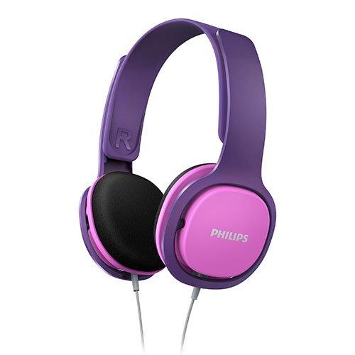 Philips SHK2000PK/27 Kids Headphones, Pink