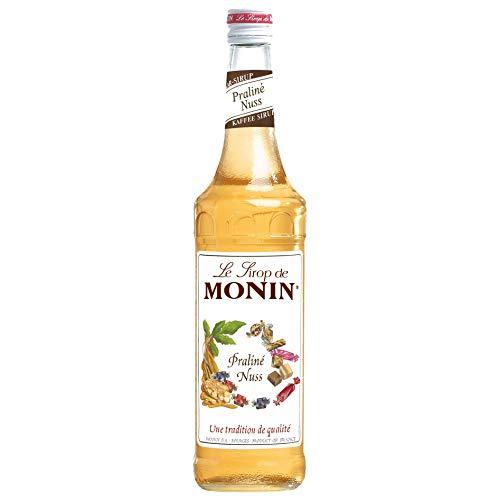 Monin Sirup Praliné Nuss, 0,7L, 1er Pack