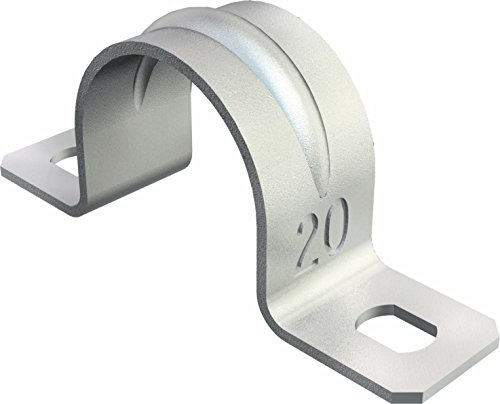 BETTERMANN Befestigungsschelle 2f Ï50mm, ST, GVZ 605 5 (5 Stück Befestigungsschelle)