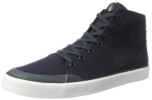 Volcom Herren Hi Fi Shoe Hohe Sneaker, Blau (Navy), 46 EU