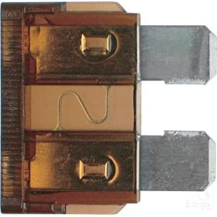 CAR SPARE 10x STANDARD BLADE FUSES 7.5 AMP FOR SAFETY SAFEGUARD USES:Animewalk