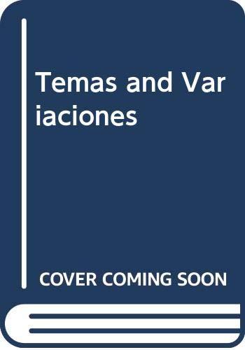 Temas and Variaciones