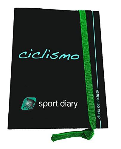 SPORT DIARY diario agenda ciclismo, MTB e cicloturismo non datata 365 giorni