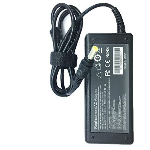 beIilan Reemplazo para HP Pavilion dv6000 dv6500 18.5V 3.5A Adaptador de CA de 65 W Notebook Fuente de alimentación del Cargador del Ordenador portátil
