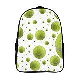 XIAHAILE Unisex Backpack Mochila Tipo Casual para Senderismo