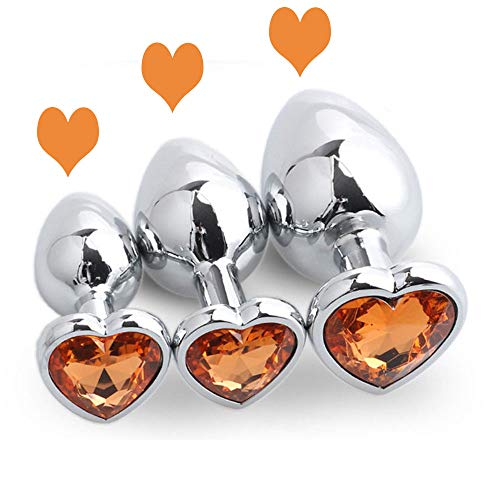 3-PCS Beaux Cadeaux Pour Party Come (Orange)