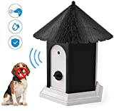 Anti Barking Device, Ultrasonic and Waterproof Dog Bark Controller Up to 50 Feet...