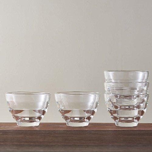 HARIO(ハリオ)『耐熱ガラスカップ5個セット』