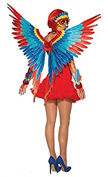 Best parrot wings costume Reviews