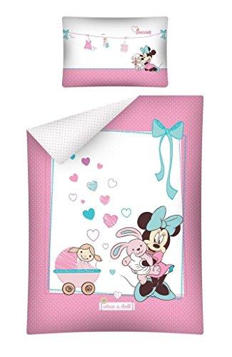 Detexpol Cama Infantil Minnie Mouse 1632