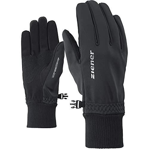 Ziener Herren IDEALIST GWS Handschuhe, schwarz, 9