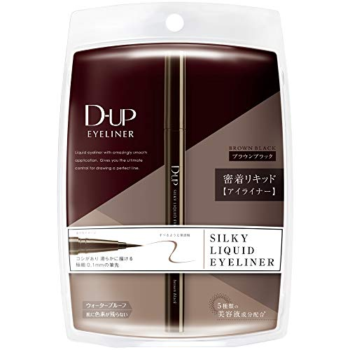 D-UP(ディーアップ)『シルキーリキッドアイライナーWP』