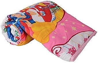 Home Spaces Cartoon Print Reversible Single Bed Ac Blanket/Dohar (Set of 1)