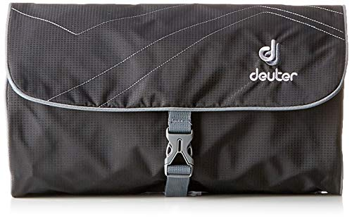 Deuter toilettas Wash Bag II waszak, Black-Titan, 20 x 31 x 4 cm