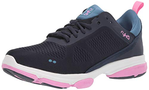 Ryka Women's Devotion XT 2 Training Shoe, Navy, 6