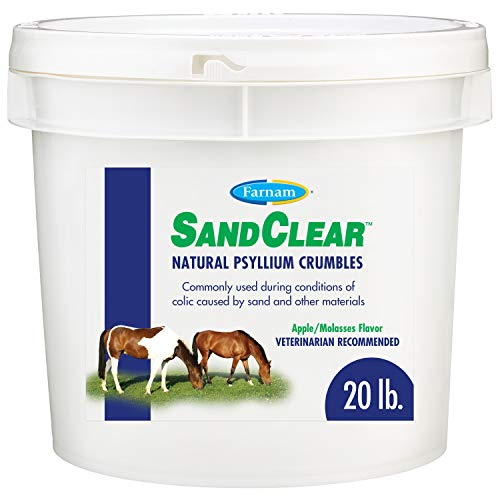 Farnam Sand Clear Digestive Aid for Horse, 20-Pound (10220)