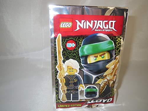 LEGO Ninjago Figura Lloyd con Espada y mscaraLimited Edition891834Bolsa de
