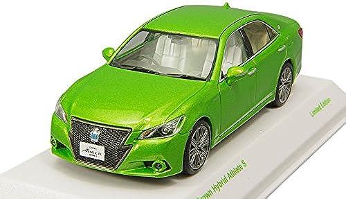 Kyosho original 1 43 Toyota Crown Hybrid-Sportler S leuchtend Grün