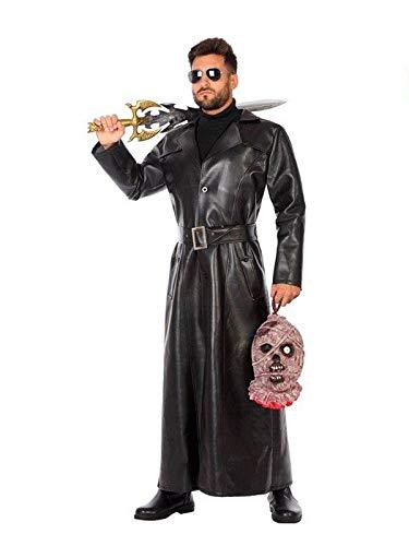 DISBACANAL Disfraz de Cazavampiros para Hombre - -, XL