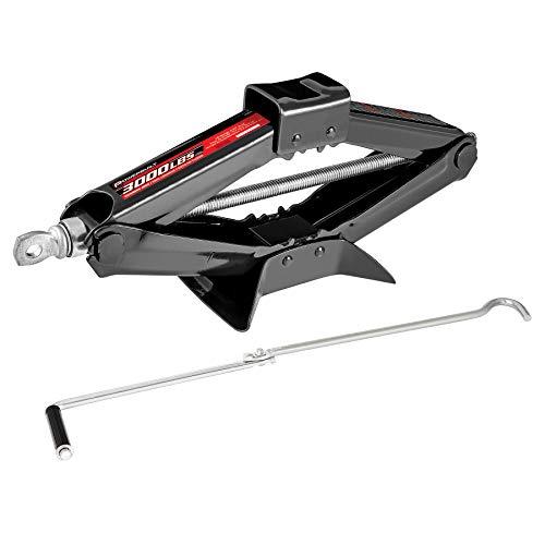 Alltrade Powerbuilt 640819 Mechanical Scissor Jack