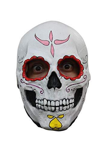 Partychimp 54-26456 Masque de fête unisexe pour adulte Multicolore