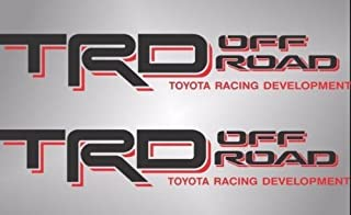 Best tundra trd decals Reviews