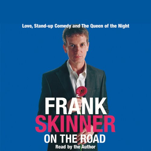 Frank Skinner on the Road cover art