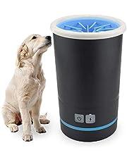 WLDOCA Automática Limpiadora De Pezuñas con Cepillo, Portátil, para Perros,Carga USB