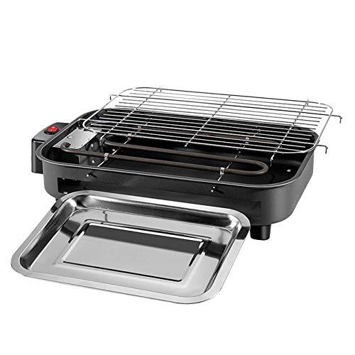 AOIWE 1300W Raclette Parrillas Máquina Parrilla eléctrica Barbacoa Salud Fácil de Limpiar...