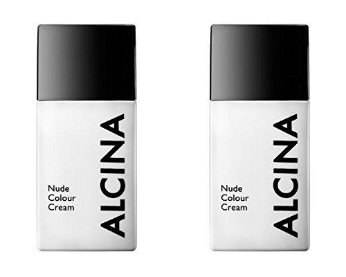Alcina Nude Colour Cream 2x35ml