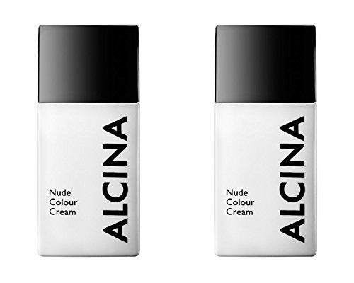 Alcina Nude Colour Cream 2x35ml
