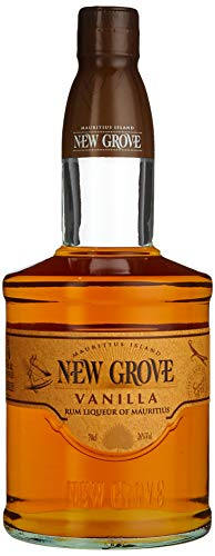 New Grove Vanilla Mauritius Island Rum Likör (1 x 0.7 l)
