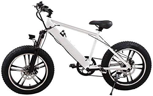 Electric Snow Bike, Adults Mountain...